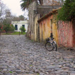 Self guided bike tour Colonia del Sacramento